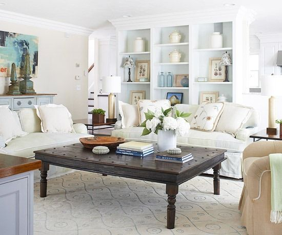 home decorating beach inspired better homes gardens bhg com
