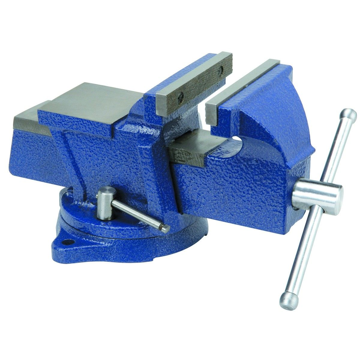 Harbor Freight Central Forge 67035 4 Swivel Vise With Anvil Wood