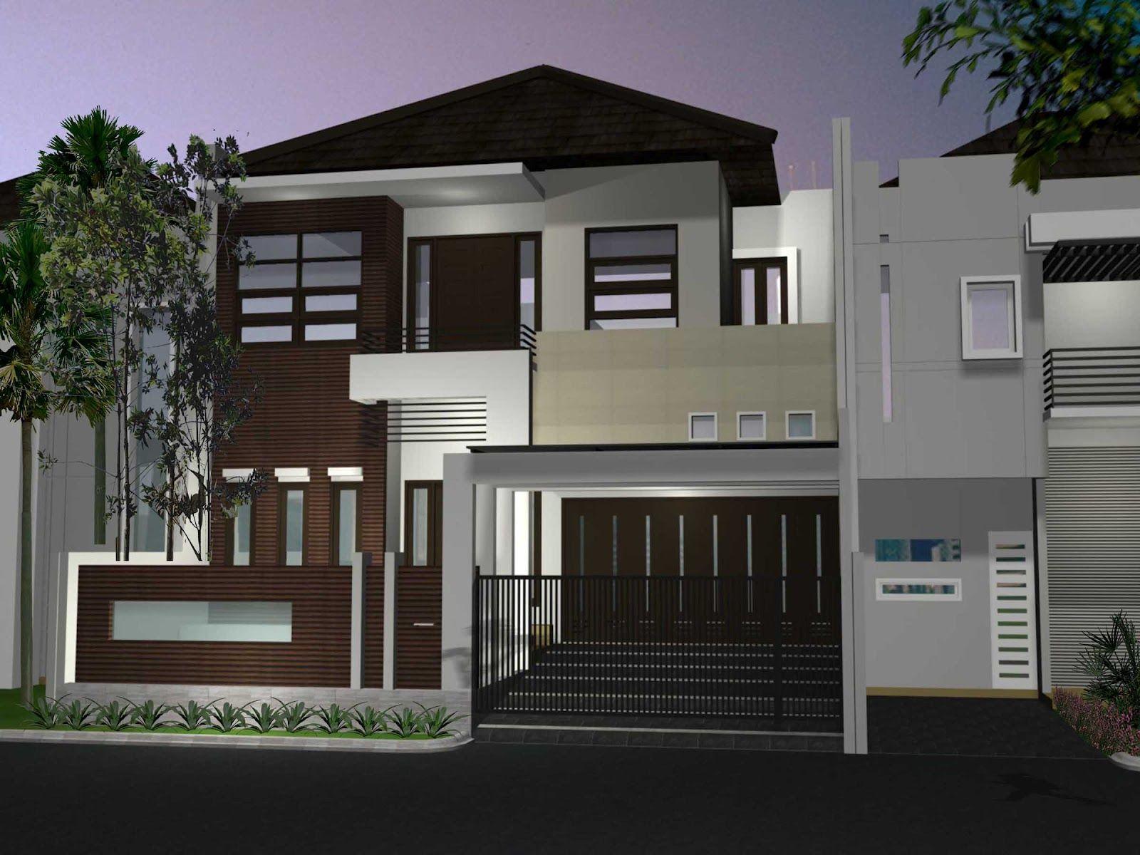 Struktur Gambar Merencanakan Desain Rumah 2 Lantai » Gambar 14 ...