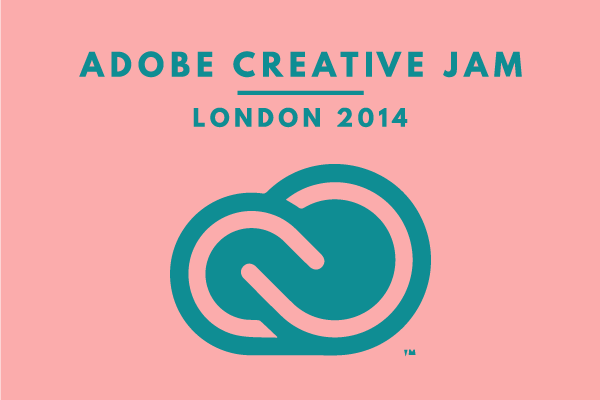 Adobe Creative Jam - London 2014 - My Entry on Behance