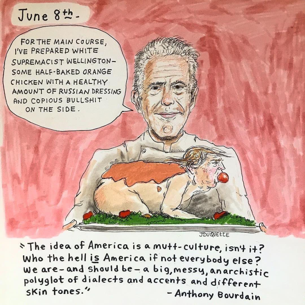 TheDailyDon on Twitter in 2020 Political cartoons, How