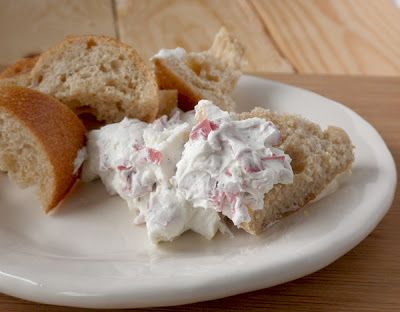 Cream Cheese & Dried Beef Dip - I have never heard of this dip which means, of course, it must be tried.
