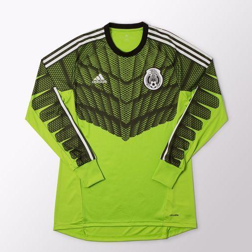adidas - Jersey Portero Selección Mexicana de Fútbol Hombre  ee85bf3ef764d