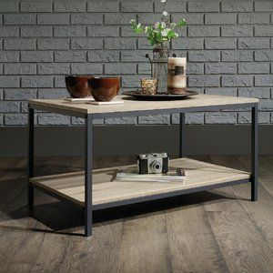 Industrial Coffee Tables Wayfaircouk Living Room Pinterest - Wayfair industrial coffee table