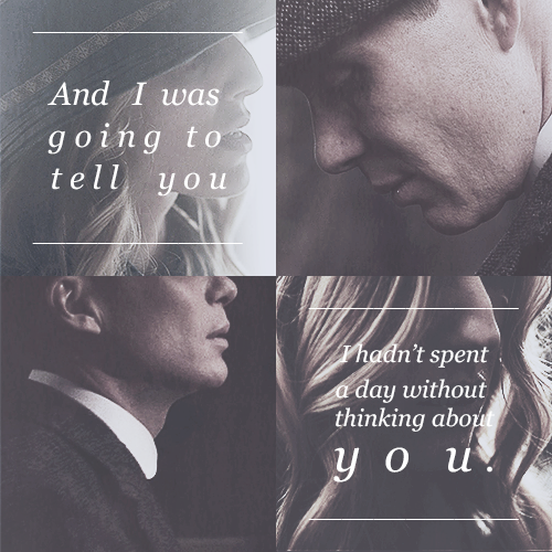 | swoon. and again. | | Peaky blinders grace