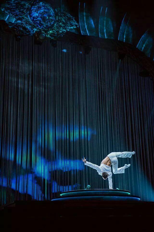 Zarkana Cirque Du Soleil Circus Art Circus Performers