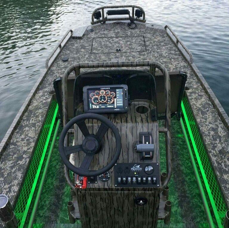 used mod v jon boat for sale | Aluminum fishing boats, Bass boat