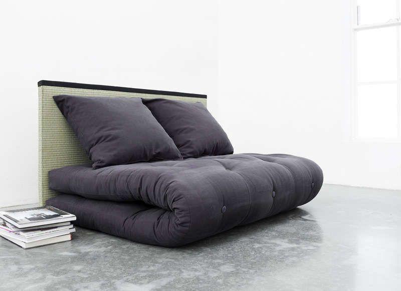 Violet Avec Images Canape Design Futon Design Idees De