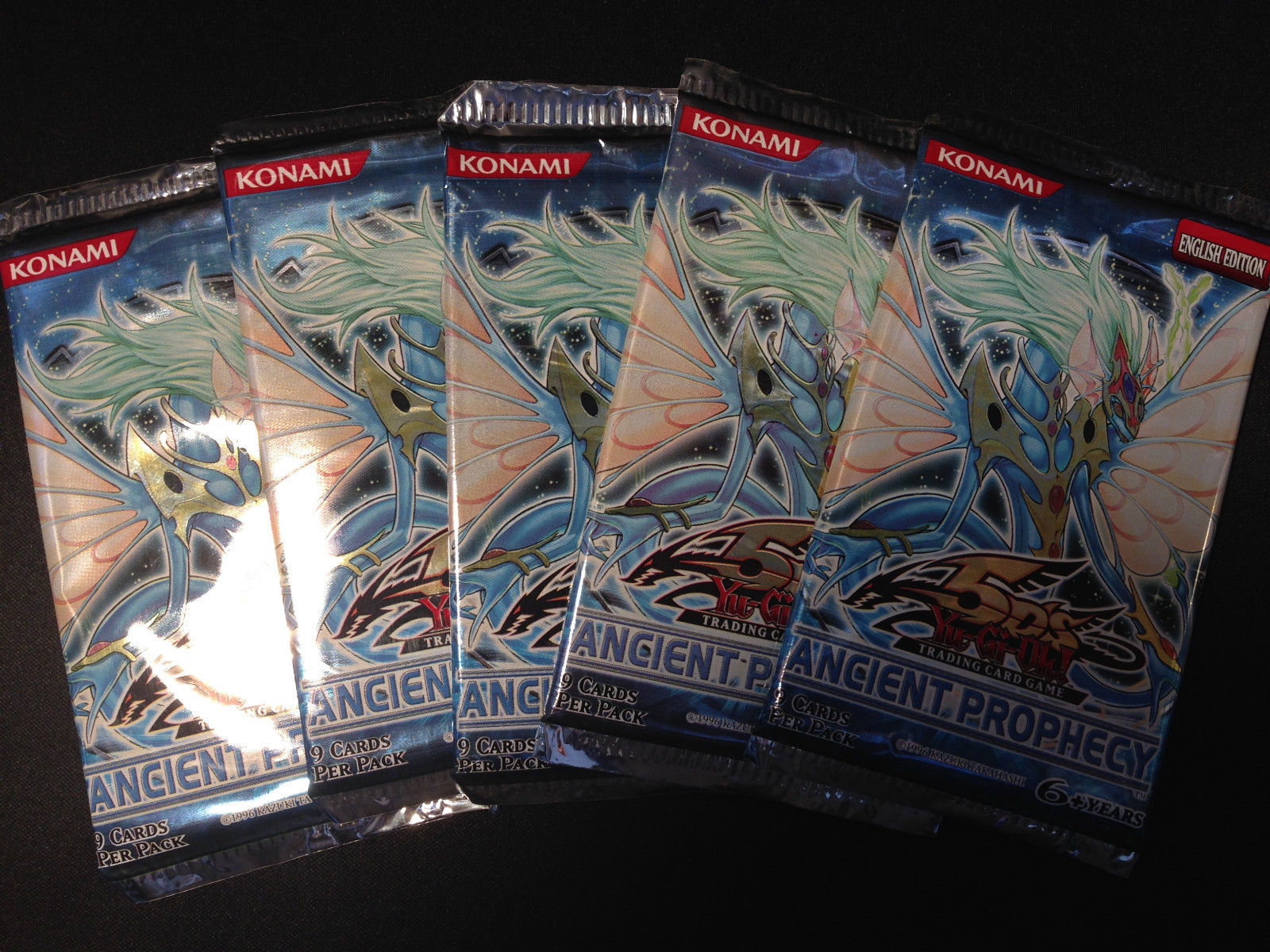 yugioh card guide booster packs