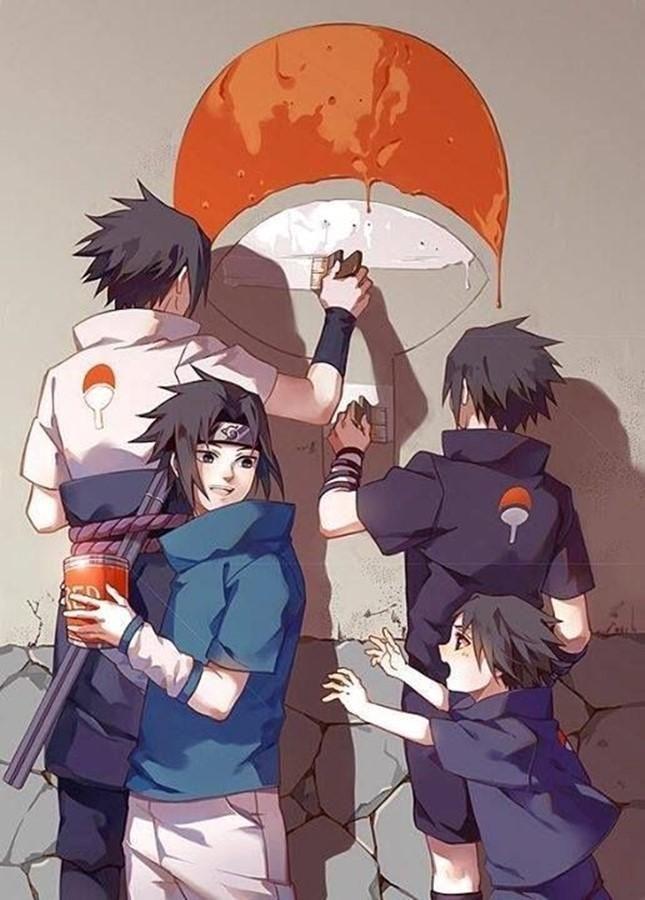 Sasuke Wallpaper 4k Android 3d Wallpapers Uchiha Anime Naruto Naruto