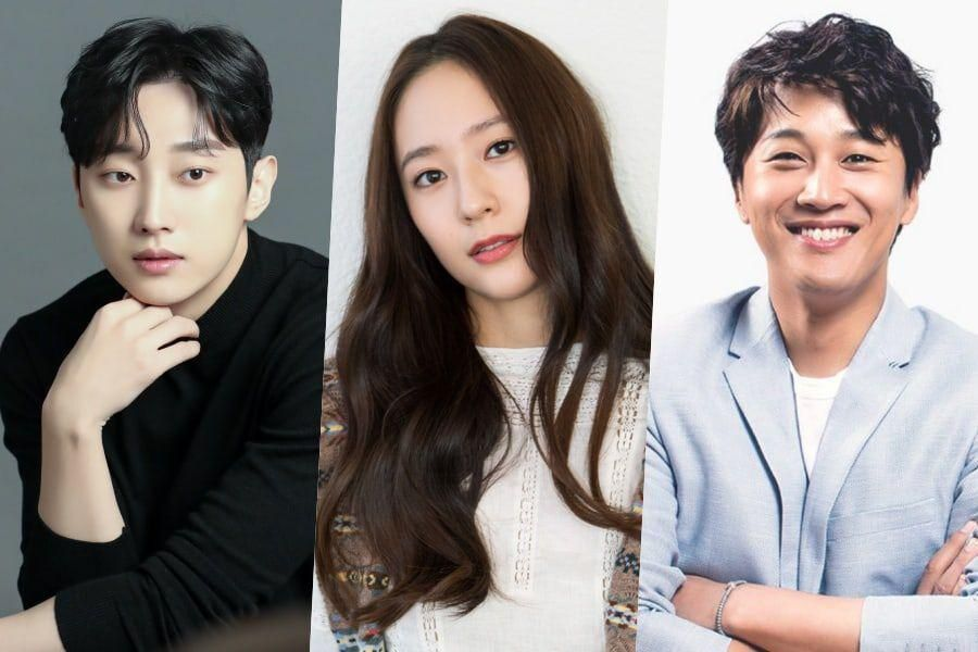 B1A4's Jinyoung, f(x)'s Krystal, And Cha Tae Hyun Confirmed For New Police Drama