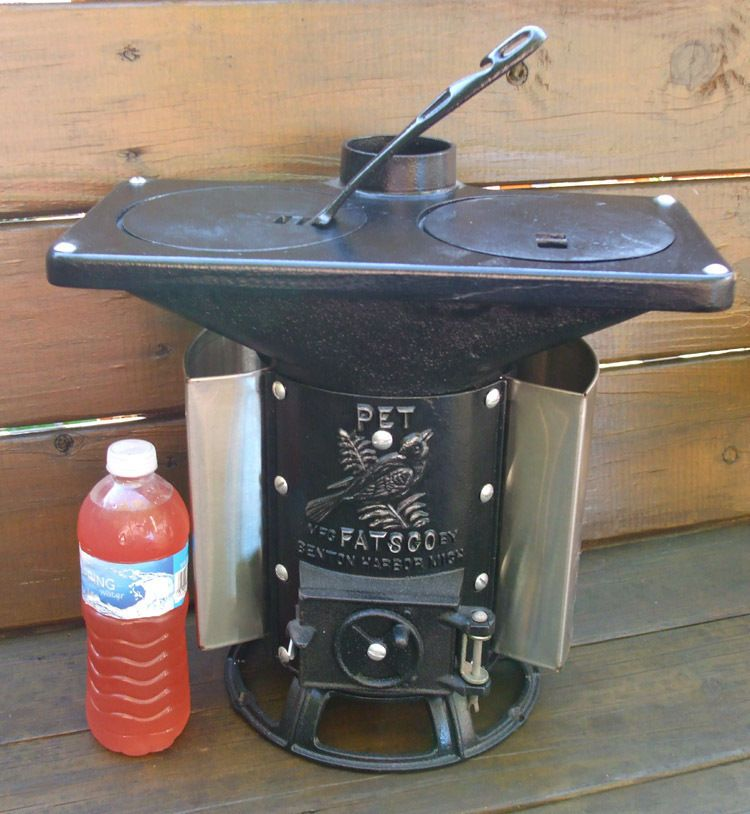 Excellent New Fatsco Pet Small Coal Wood Boat Stove Ice Fishing Shanty  Camping #Fatsco - Excellent New Fatsco Pet Small Coal Wood Boat Stove Ice Fishing