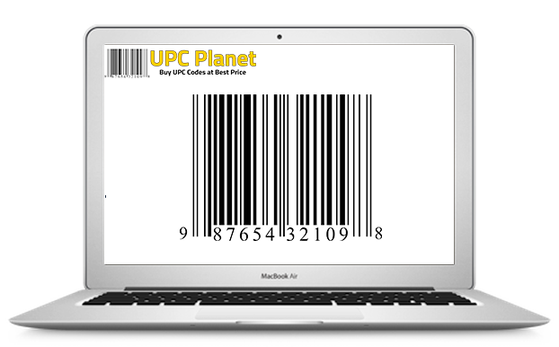 Buy UPC Codes at Best Price 100% authentic GS1 codes | Buy
