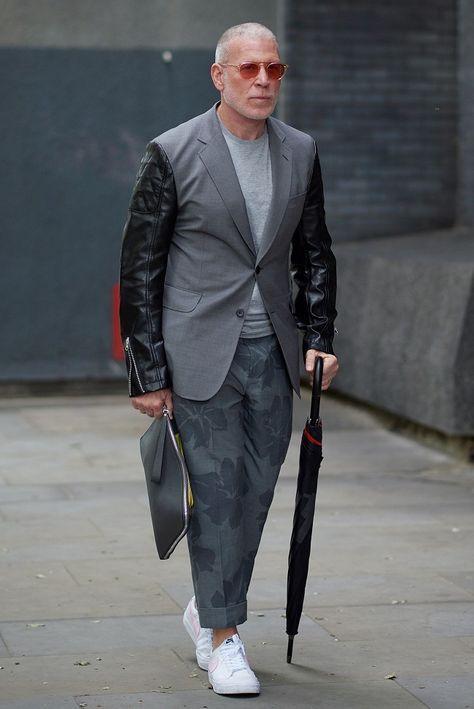 Nick Wooster in London in 2019 | Nick Wooster | Nick ...