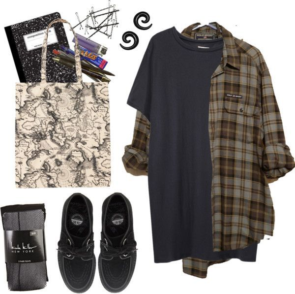 Photo of 11 #grungeoutfits believe in me. by palewildflower ❤ liked on Polyvore