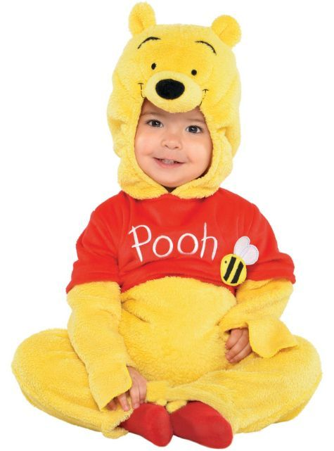 1344f8ed649a Baby Winnie the Pooh Costume - Party City
