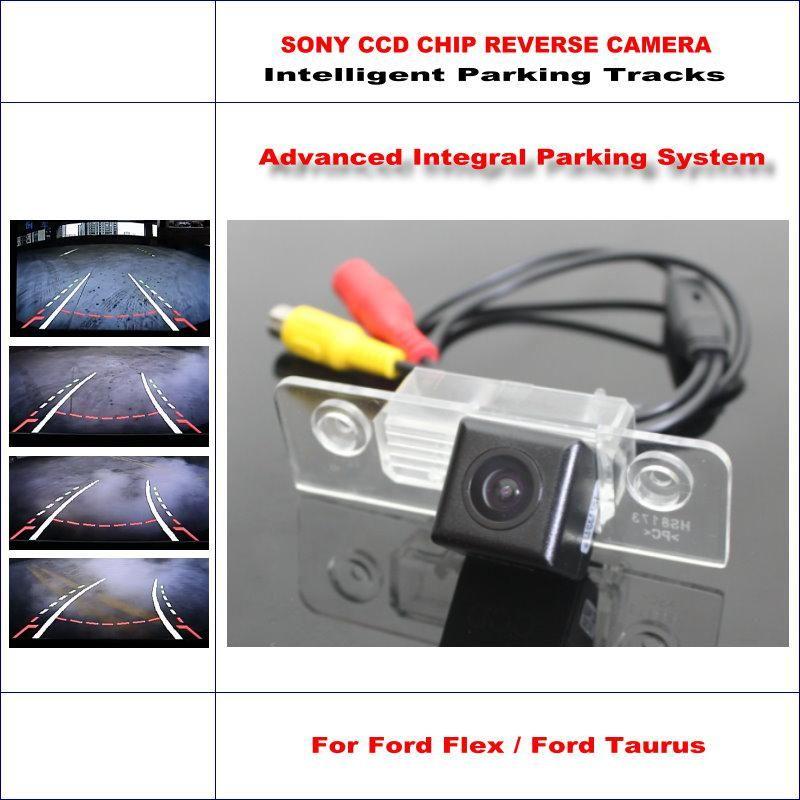 Rear Camera For Ford Flex Ford Taurus Intelligent Parking Tracks