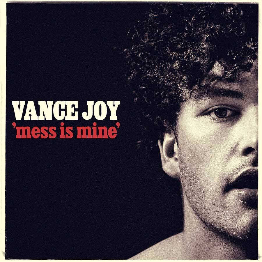 Vance Joy Mess Is Mine