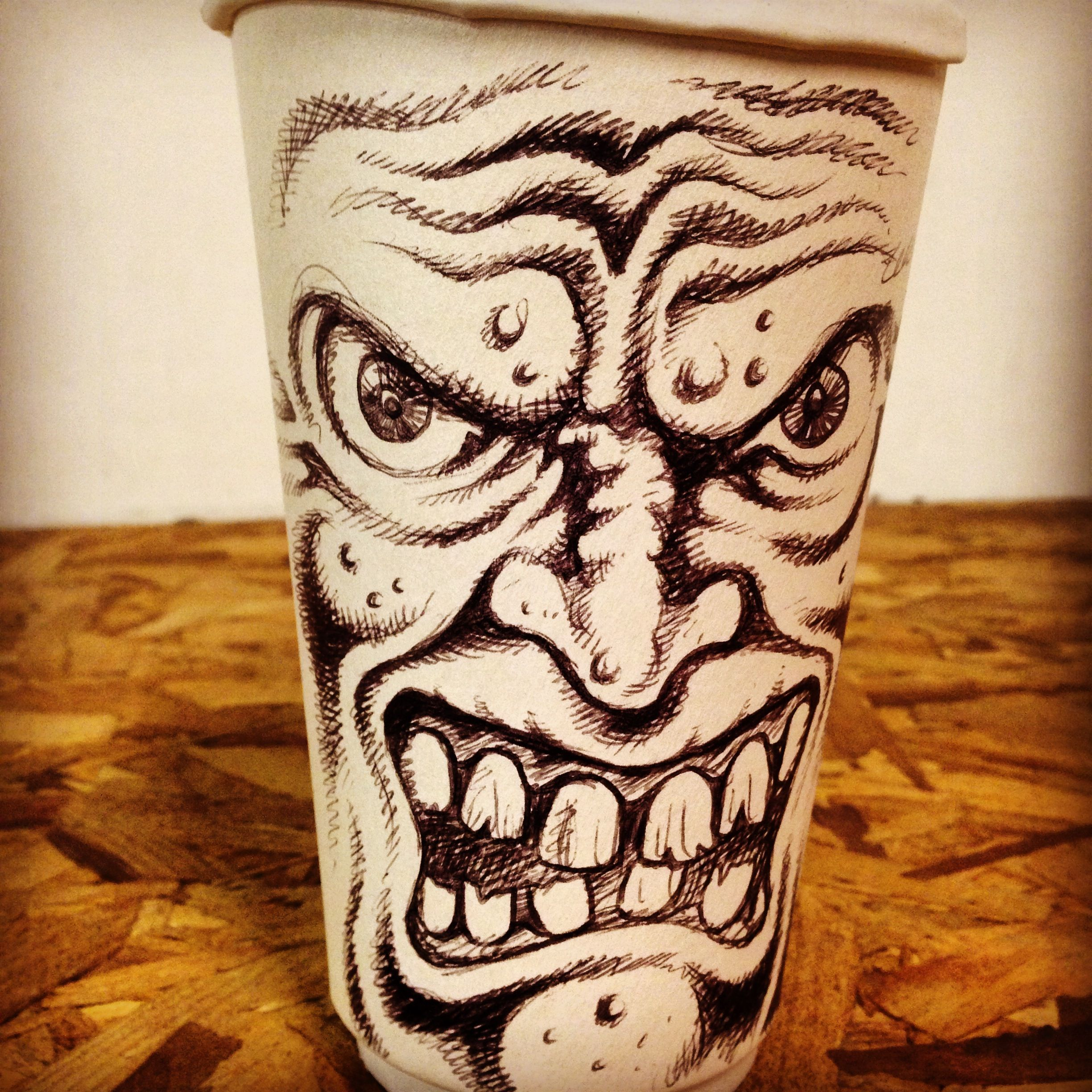Image Result For Rob Roskopp Paper Cup