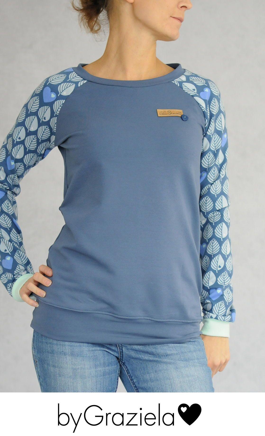 Photo of Raglan Sweater Schnittmuster für Damen. Toll für Anfänger geeignet mit der be…