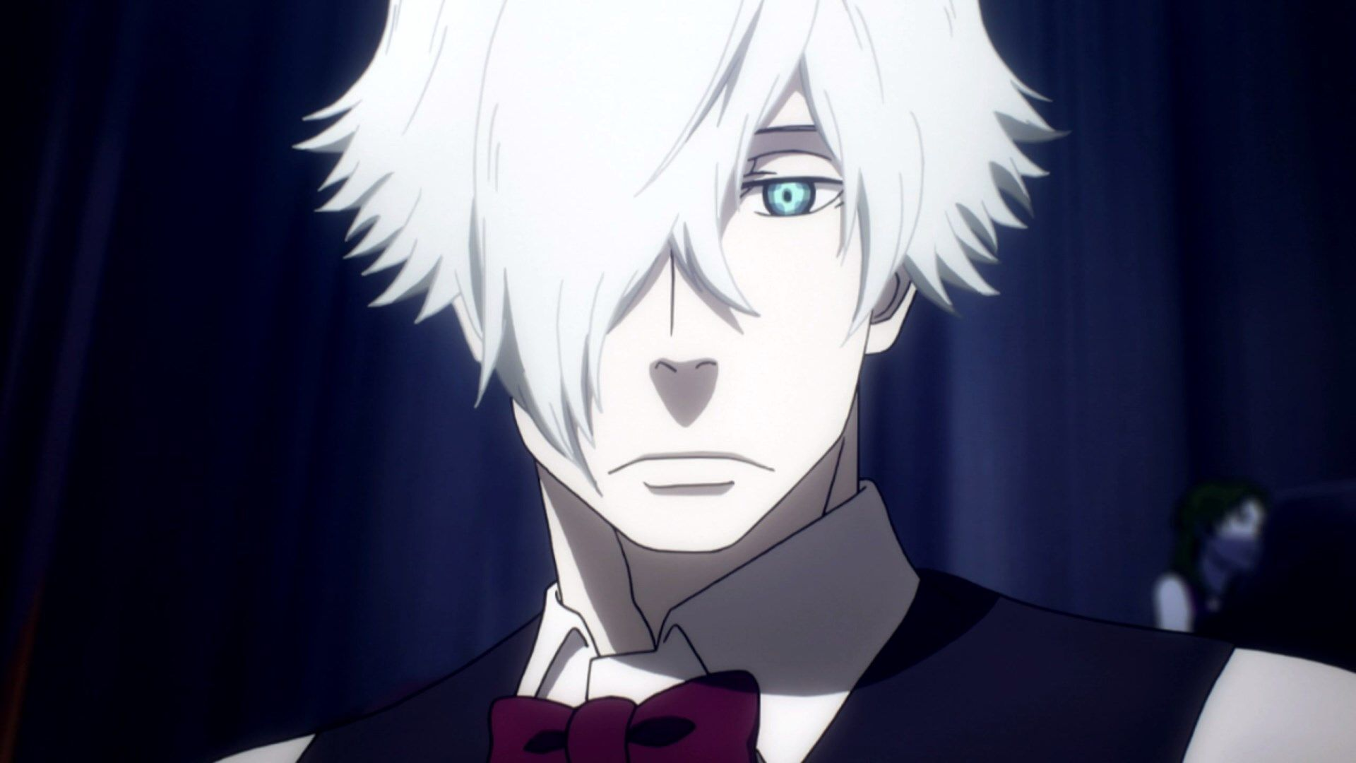 Anime Characters Are Not White : Decim death parade best anime characters
