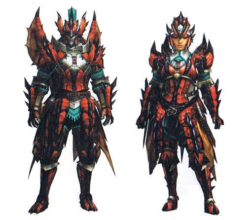 Rathalos X Armor Blade Mhfu Design De Personagens Ideias Para