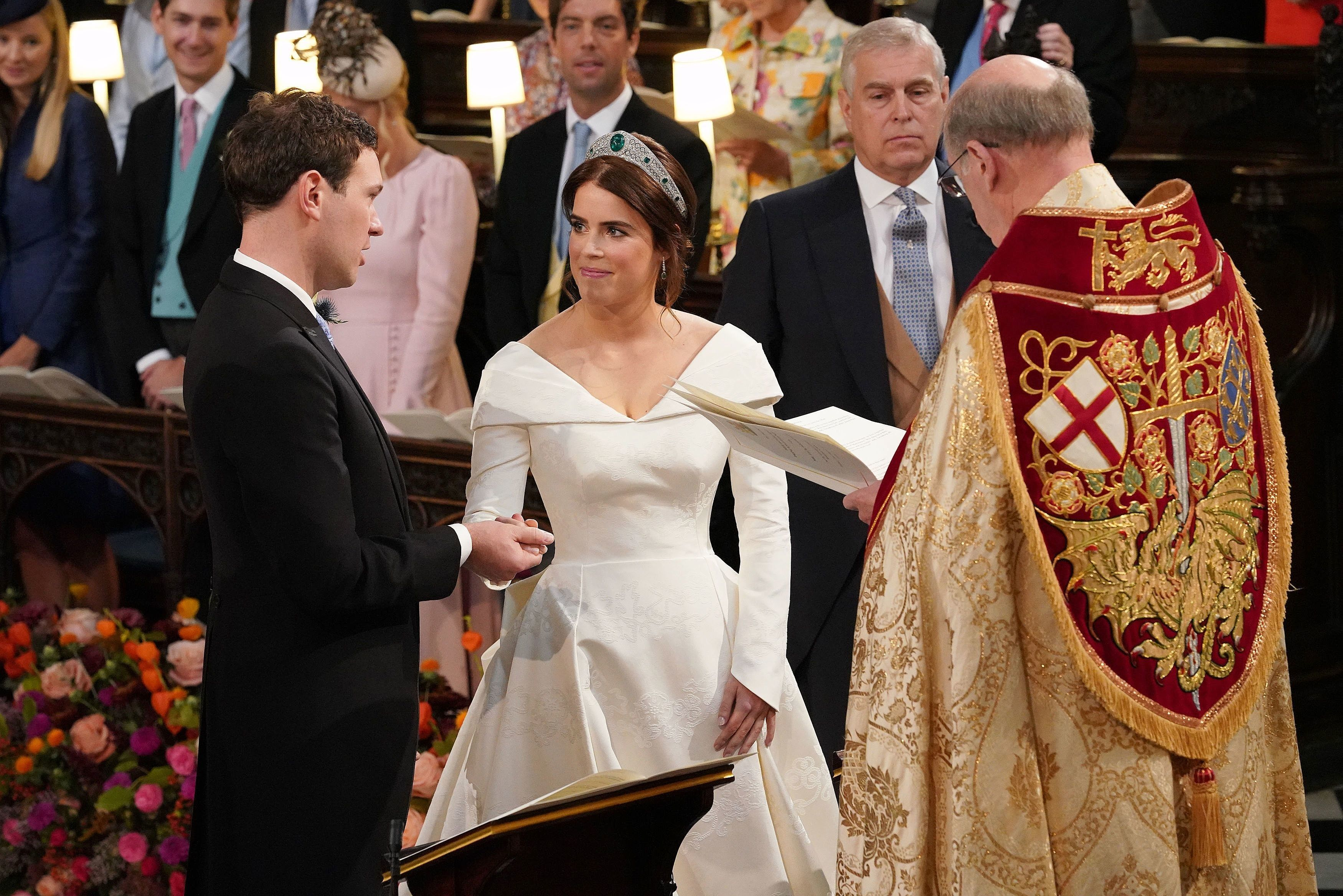 Princess Eugenie and Jack Brooksbank's Royal Wedding