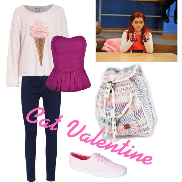Fall Fashion Alert With Ariana Grande   Post, Read ...   Ariana Grande Victorious Outfits
