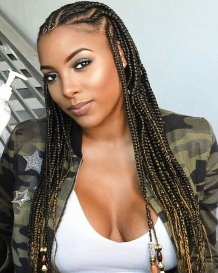 Female pictures cornrow styles of