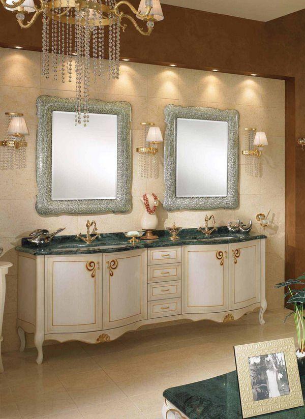 Мебель для ванных комнат Lineatre: Gold Componibile Great Ideas