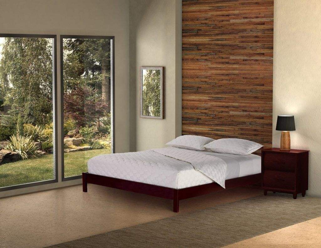 Metal Platform Bed Frame For Memory Foam Mattress   Bed Frames Ideas ...