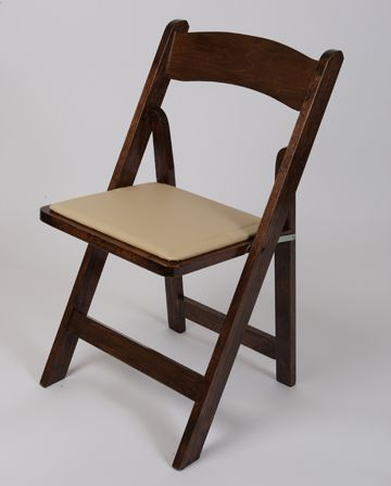 folding chair rental chicago cool outdoor chairs fruitwood meredith s wedding inspirations party