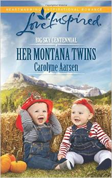 Raising twins on her own hasn't been easy for Hannah Douglas, but she's determined to see her family - and the picnic basket auction she's organizing - succeed. Still, there are times she wishes for someone to lean on. To her surprise, Brody Harcourt's strong shoulders are at the ready. It seems like Jasper Gulch's favorite firefighter and rancher is always there when she needs him. But Hannah's not sure she's willing to take another chance on love,
