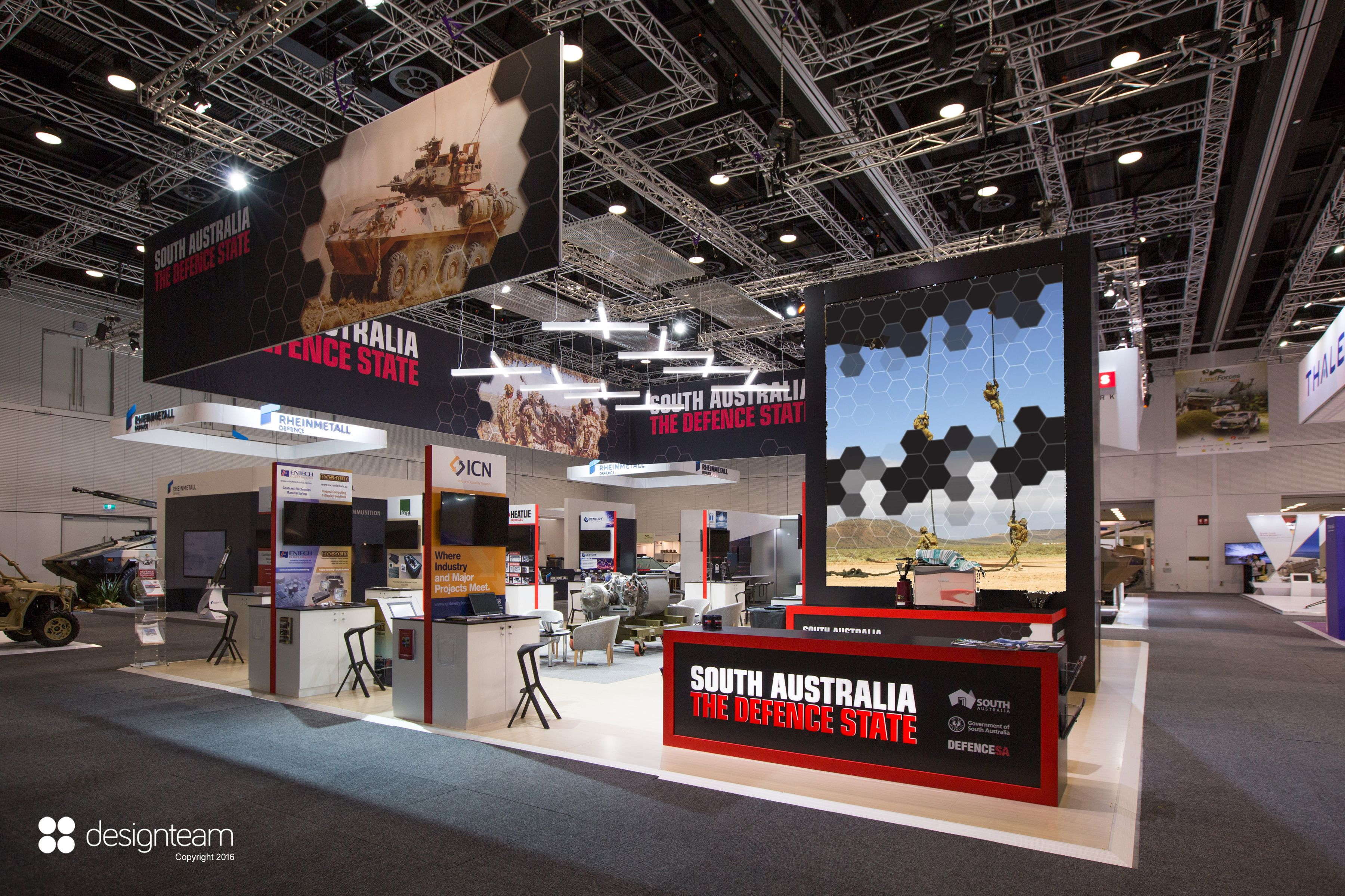 Defence SA @ Landforces promotes South Australia as a defence