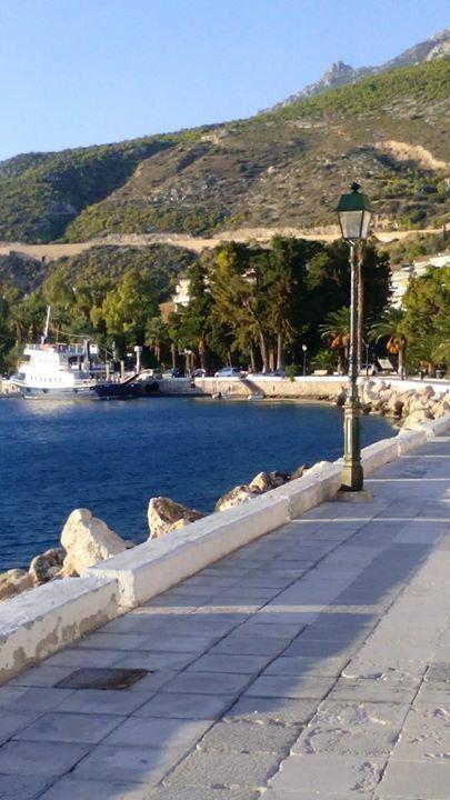 Loutraki Greece Pinterest Athens Travel maps and Travel