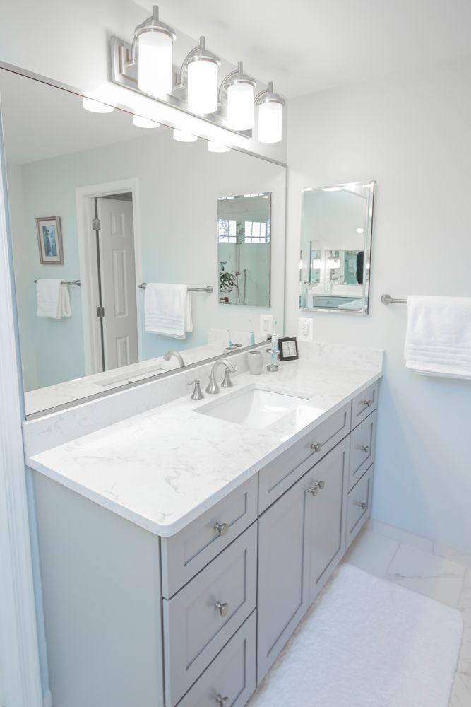 2nd Vanity Master Bathroom Bathroom Remodel Master Bathrooms