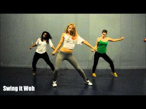 KES - Precision Wine - Dancehall Soca Choreo by Aya | Dance