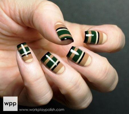 best autumn winter 2013 2014 nail art trends to try amazingnailart