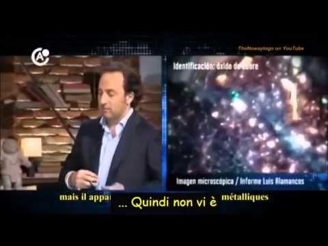 La TV Spagnola sulle Scie Chimiche / La TV Italiana TSO per chi ne parla