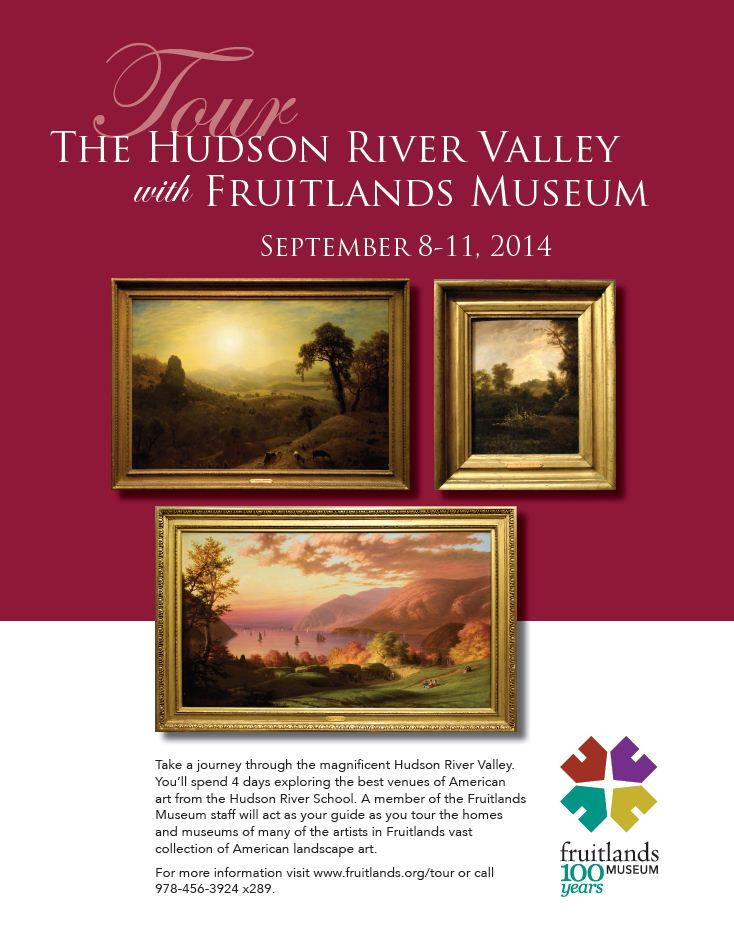 Find out about a Hudson Valley trip with the Fruitlands ...