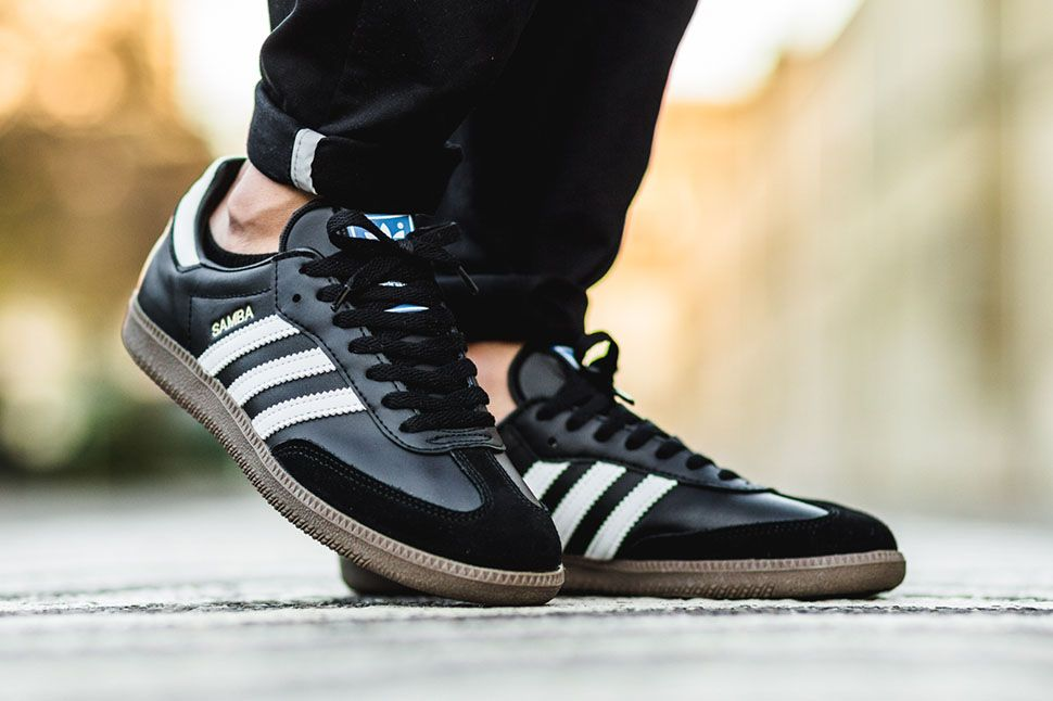adidas Samba Classic OG Chaussures de Fitness Homme