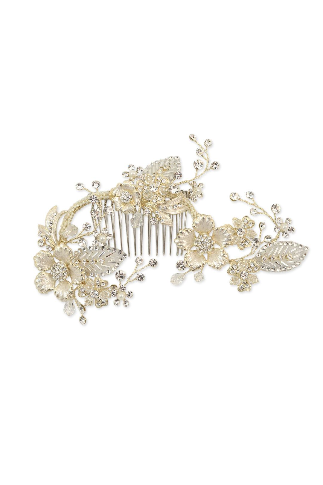 rent budding romance comb by rtr bridal accessories for $25