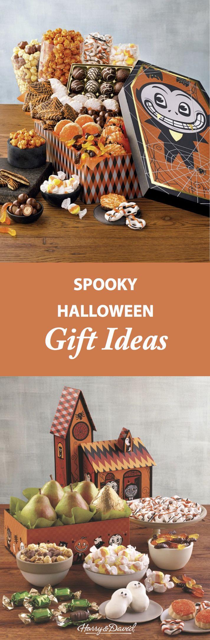 Harry and david halloween gift baskets