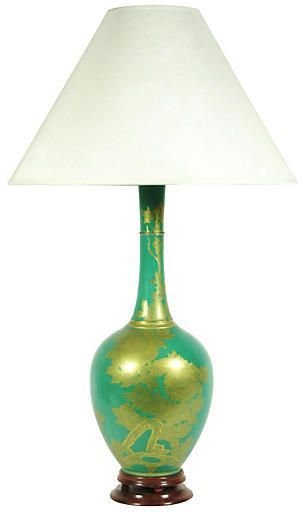 One Kings Lane Vintage Chinese Vase Lamp Vasesideaskids Vases