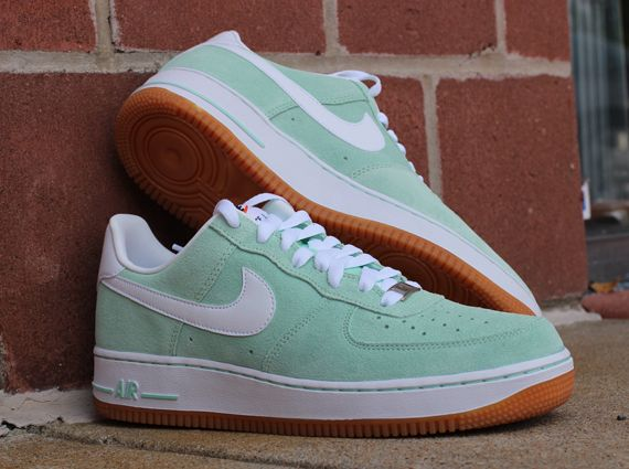 air force 1 low arctic green