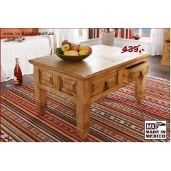 Couchtisch Wohnzimmertisch Mexico Landhausstil Aus Mexiko Pinie Massivholz Mobel 1a Direktimport Au In 2020 Pine Wood Furniture Coffee Table Living Room Coffee Table