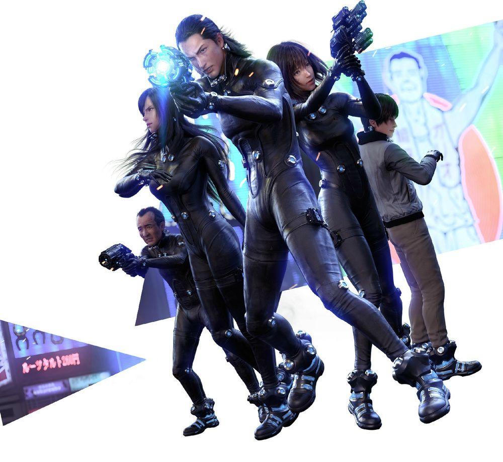 Gantz 1080p: Gantz、Anime、Cosplay