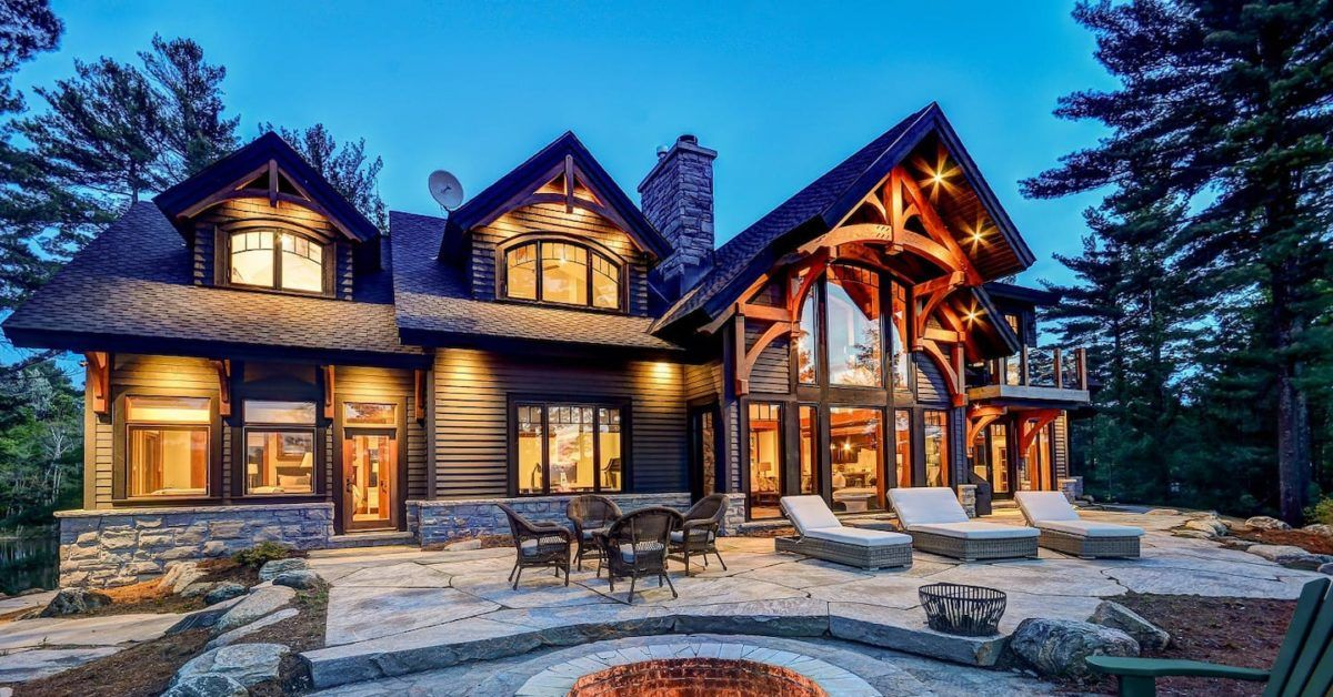 Crazy cottage rentals for the 00001 per cent including