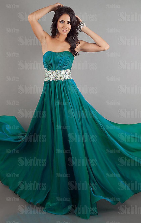 Trends for ue best blue prom dress ever prom dress pinterest