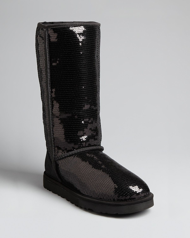 189f2c451de UGG® Australia Shearling Boots - Classic Tall Sparkles - Shoes ...